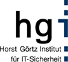 Logo: Horst G�rtz Institut f�r IT-Sicherheit, Ruhr-Universit�t Bochum